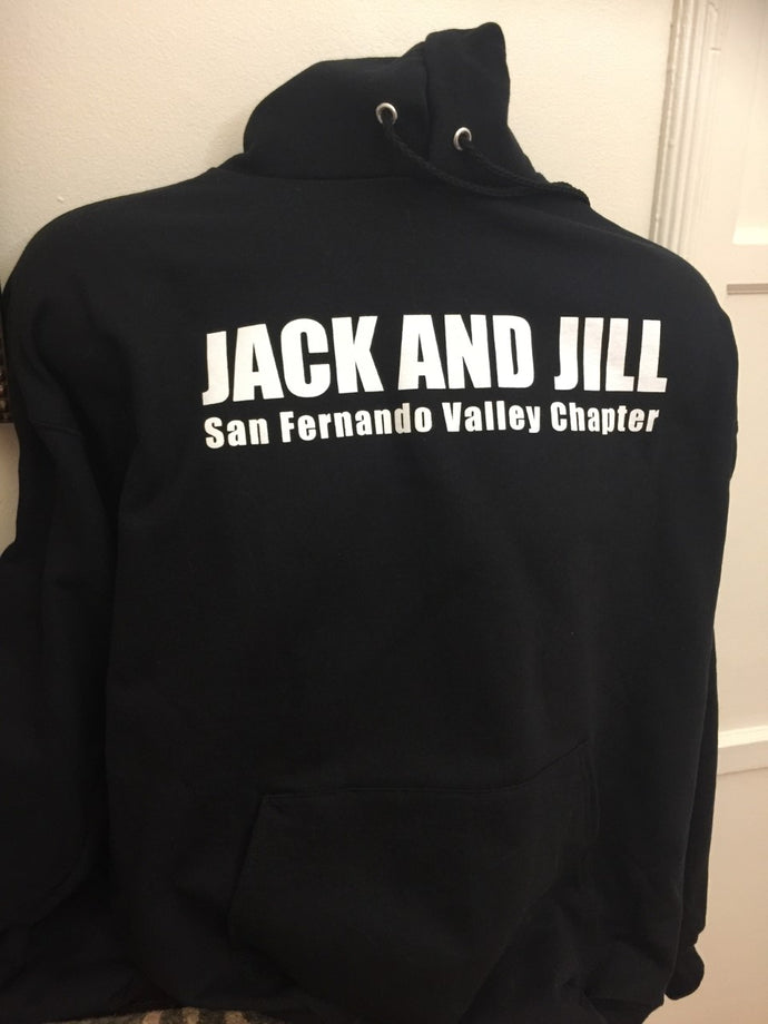 Adult Black Sweatshirt - Custom Chapter Order