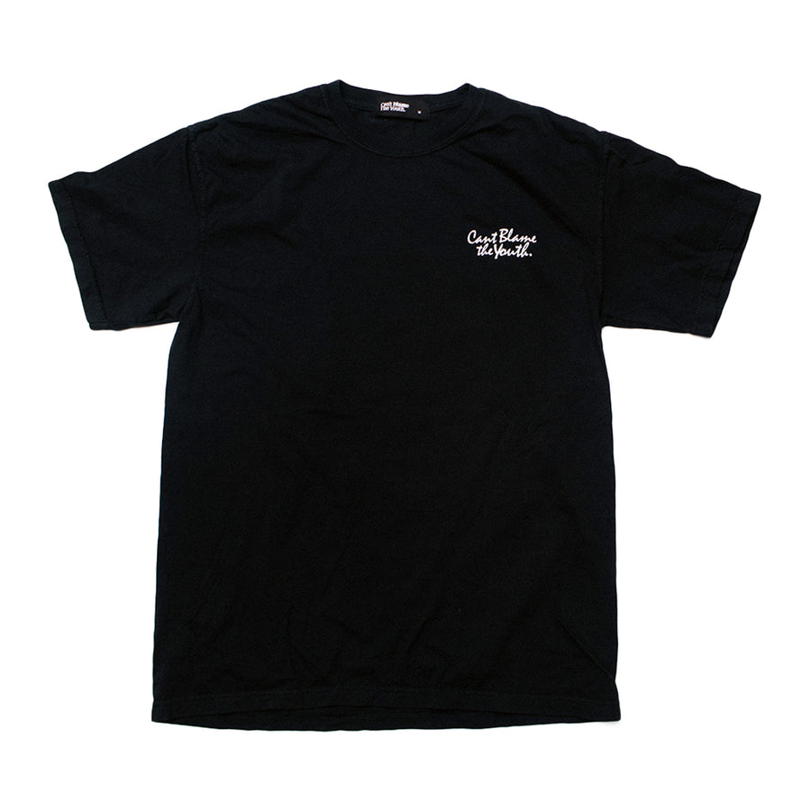 CBTY-STAGE DIVE-TSHIRT-BLACK