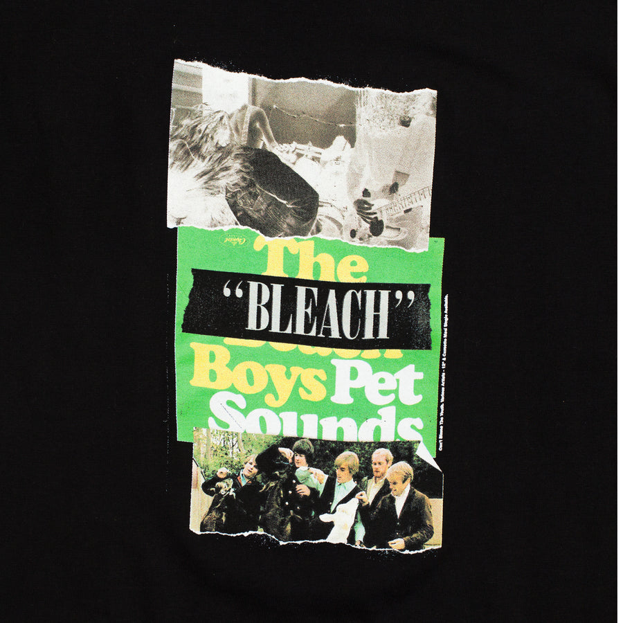 CBTY-BLEACH BOYS-TSHIRT-BLACK