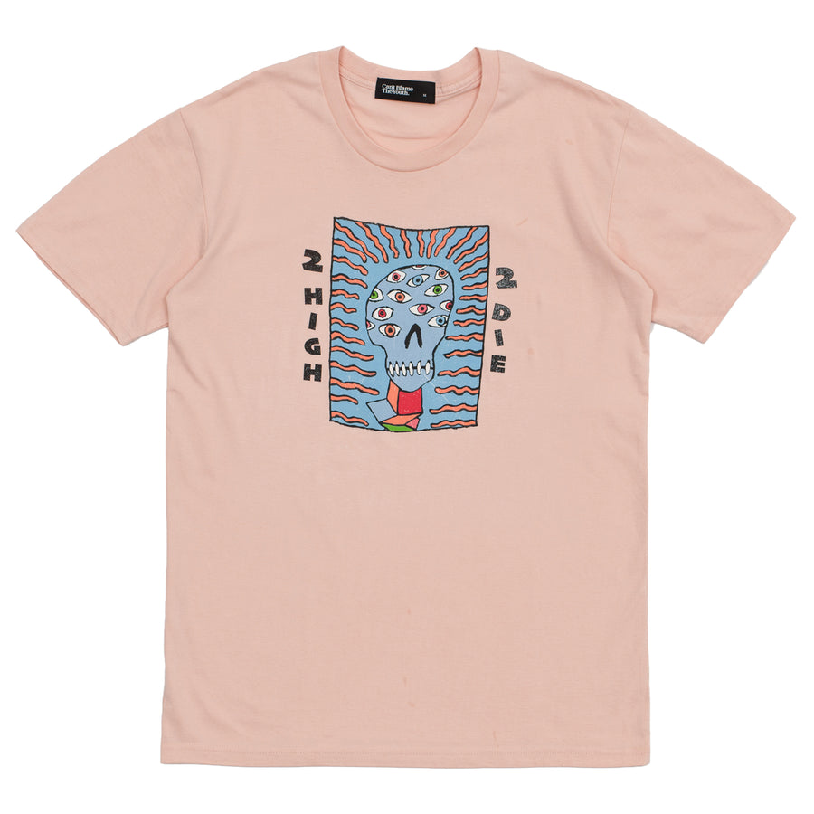 CBTY-2 HIGH-TSHIRT-PINK
