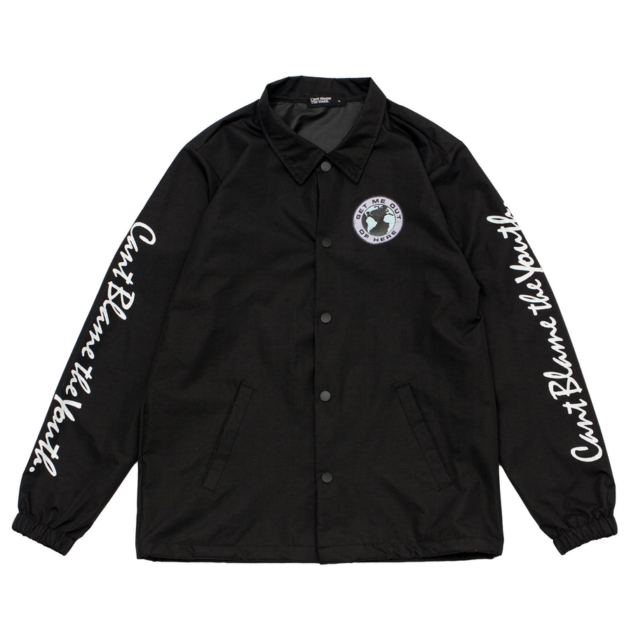 CBTY-GET ME OUT-JACKET-BLACK