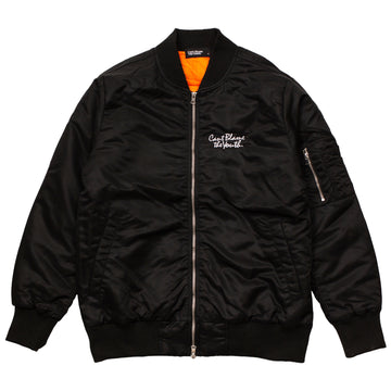 CBTY-VOID-BOMBER JACKET-F/W19-BLACK