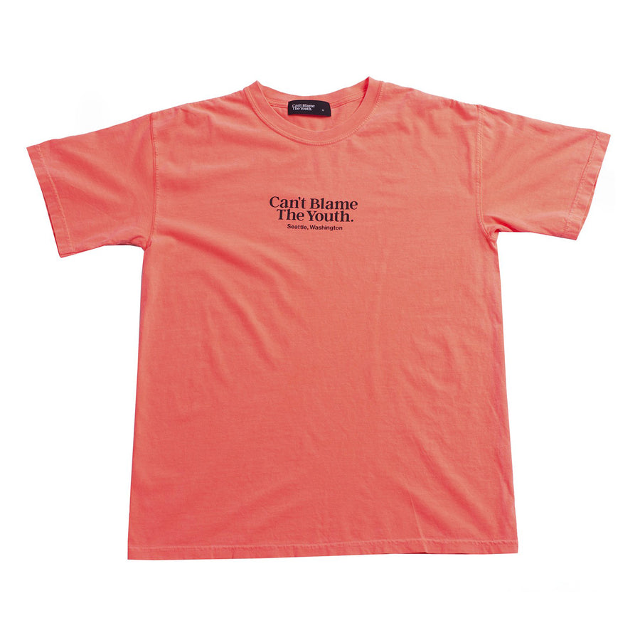 CBTY-LOCATION TSHIRT-RED