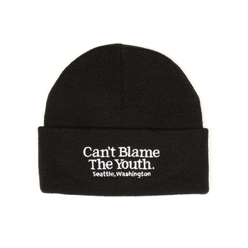 CBTY-LOCATION BEANIE-BLACK