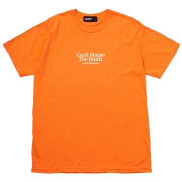 CBTY-LOCATION T-SHIRT-F/W19-ORANGE