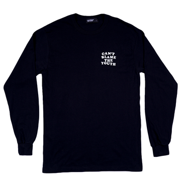 CBTY-TOSH-L/S-SHIRT-BLACK