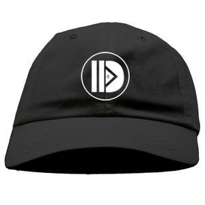 HHD Logo Dad Hat [Black]