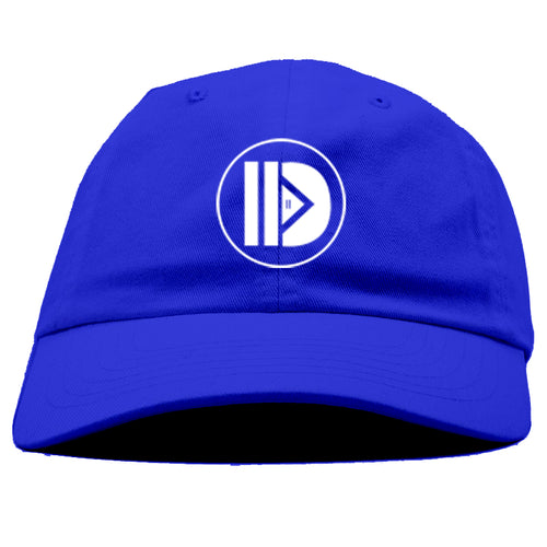 HHD Logo Dad Hat [Blue]