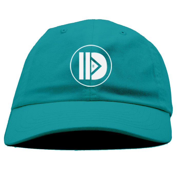 HHD Logo Dad Hat [Teal]