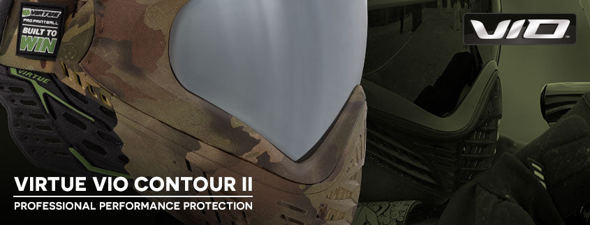 VIO Contour II - Header Image - Brush Camo