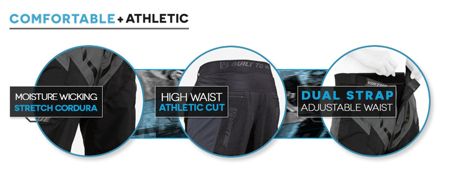 Highlight Features - Comfortable and Athletic