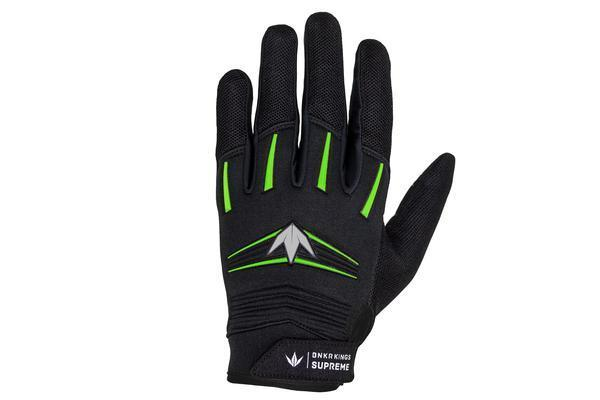 Bunkerkings Supreme Gloves - Lime