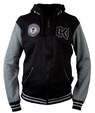 zzz - Bunkerkings Letterman Jacket