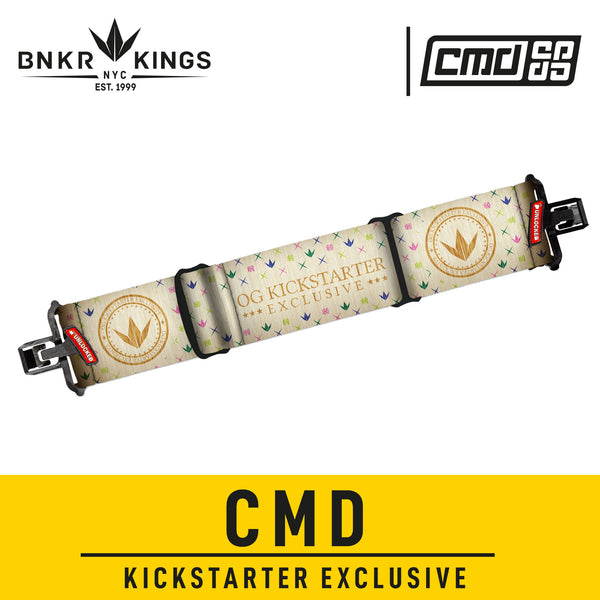 zzz - Bunker Kings - CMD Kickstarter Strap