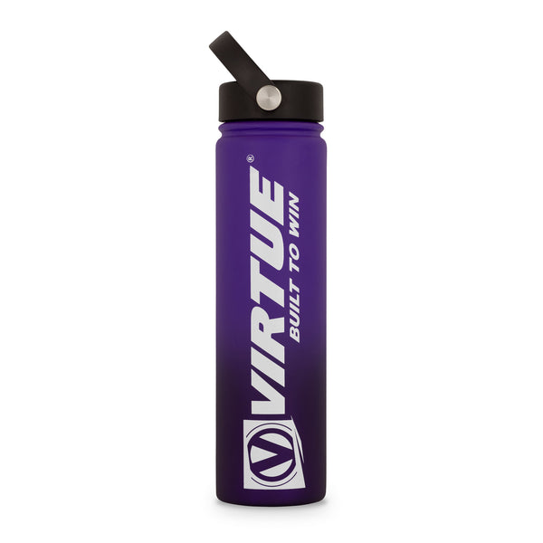 Virtue Stainless Steel 24Hr Cool Water Bottle - 24oz - Purple
