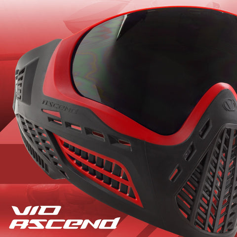 Virtue VIO Ascend Goggle - Red Smoke