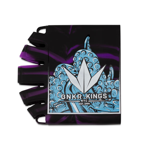 Bunkerkings - Knuckle Butt Tank Cover - Tentacles - Purple