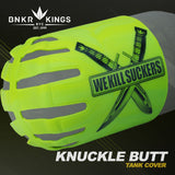 Bunkerkings - Knuckle Butt Tank Cover - WKS Knife - Lime