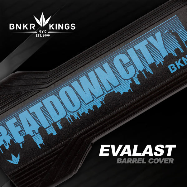 Bunkerkings Evalast Barrel Cover - Beatdown City