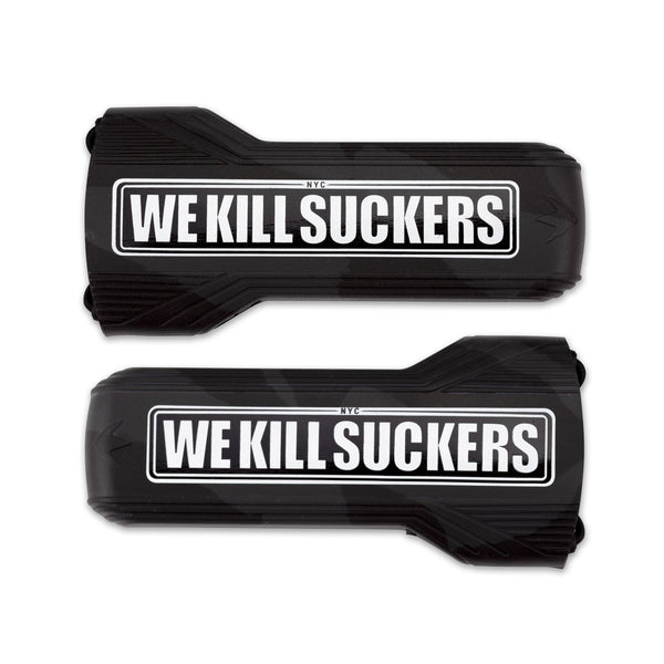 Bunkerkings Barrel Cover - WKS - Black