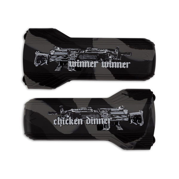 Bunkerkings Barrel Cover - Winner Winner - Black