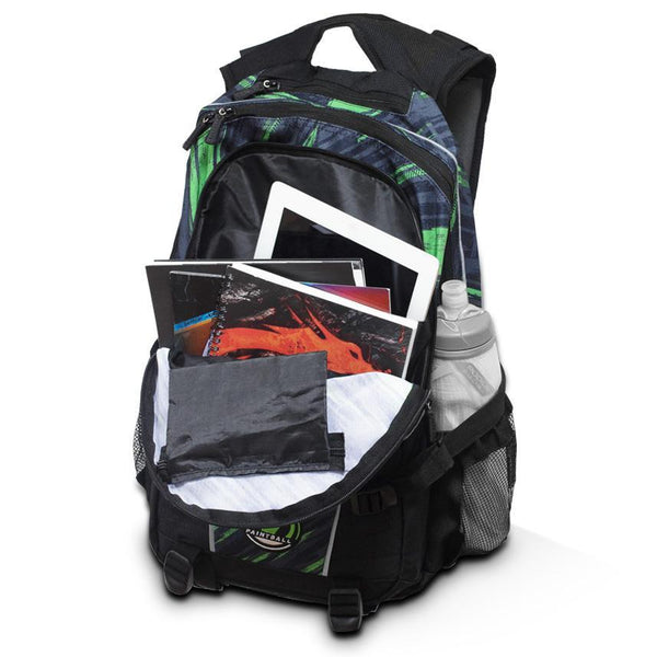 zzz - Virtue Wildcard Backpack - Graphic Black