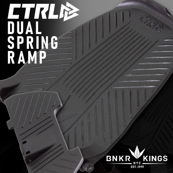 Bunkerkings CTRL Dual Spring Ramps