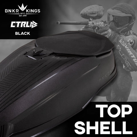 Bunkerkings CTRL Loader Topshell - Black