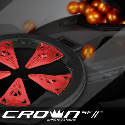 Virtue CrownSF II Speed Feed - Spire III - Red
