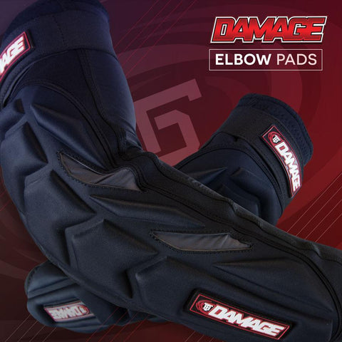 Damage Elbow Pads