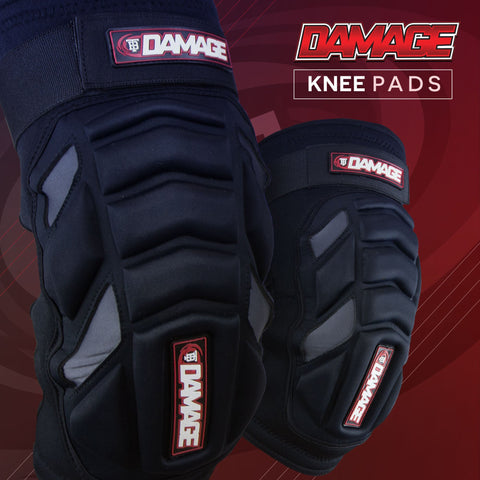 Damage Knee Pads