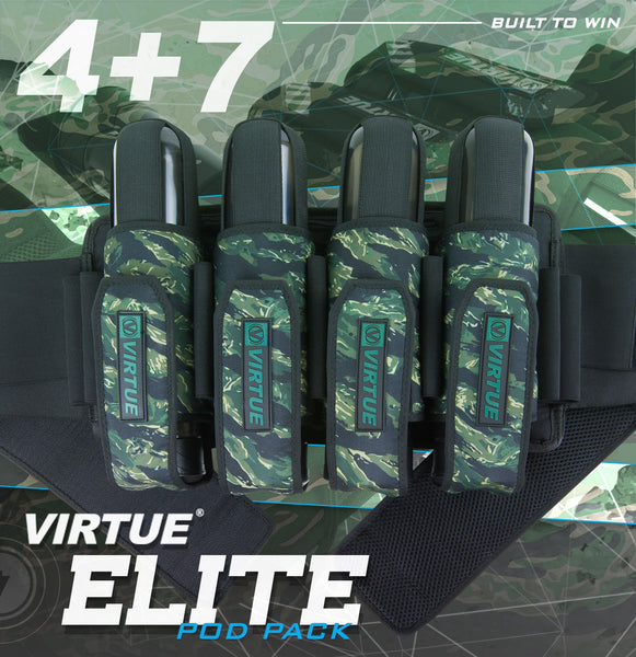 Virtue Elite Pack 4+7 Tigerstripe