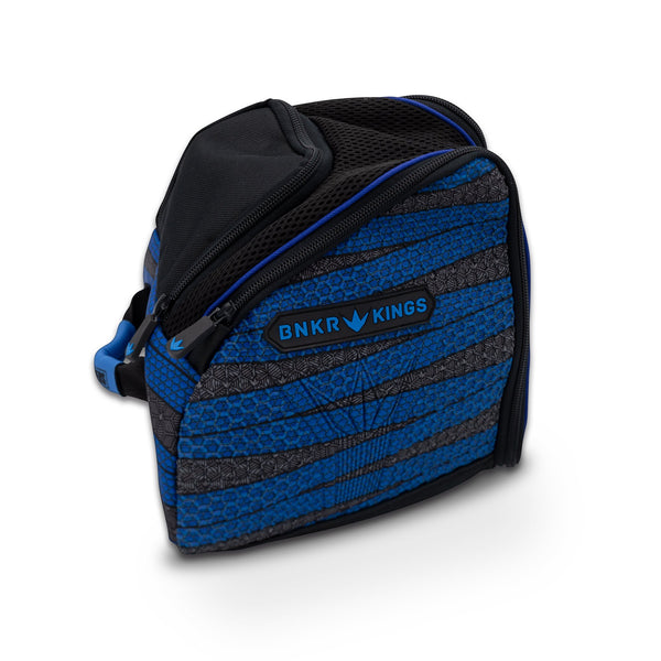Bunkerkings Supreme Goggle Bag - Blue Laces