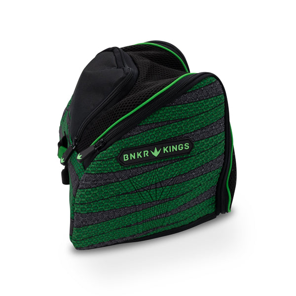 Bunkerkings Supreme Goggle Bag - Lime Laces
