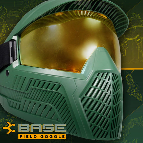 Base Thermal Paintball Goggle - Master Chief