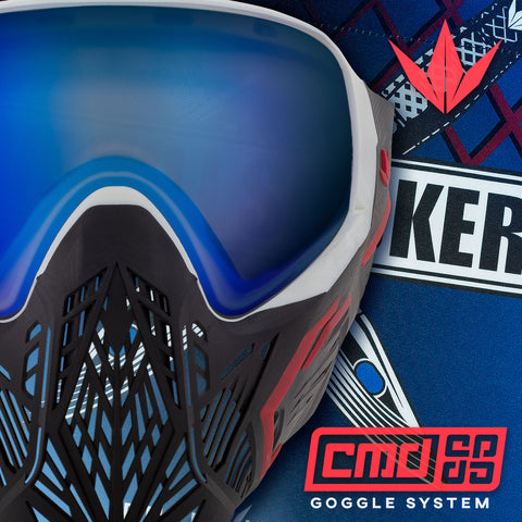 Bunkerkings CMD Paintball Goggles - Patriot Knives