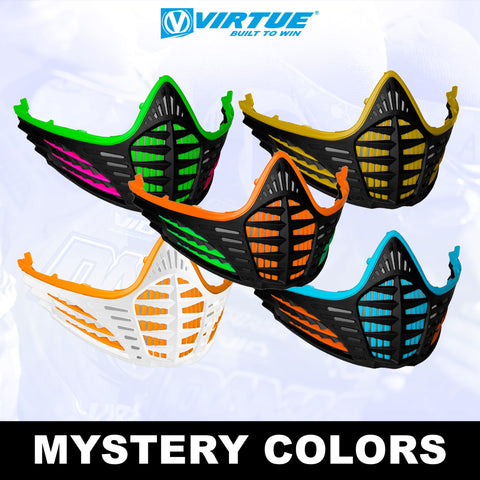 Virtue VIO Contour Facemask - Mystery Color