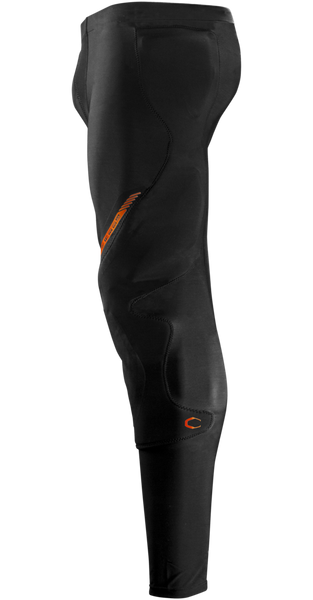 Carbon SC Protective Bottom - Black