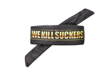 zzz - Bunkerkings Royal Tie Headband - WKS Stamp