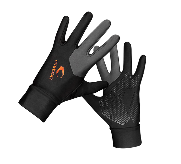 Carbon SC Gloves - Black