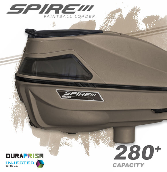 Virtue Spire III 280 Loader - Mocha