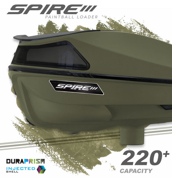 zzz - Virtue Spire III Loader - Olive Black