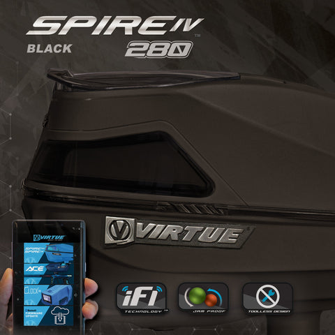 Virtue Spire IV Loader - Black 280