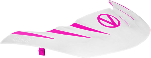 Virtue VIO Stealth Visor - Pink/White