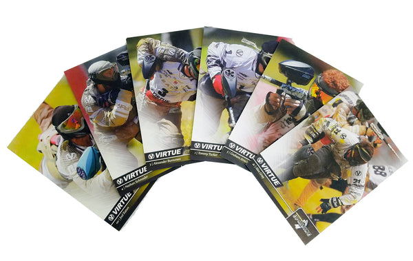 Seattle Uprising Trading Cards