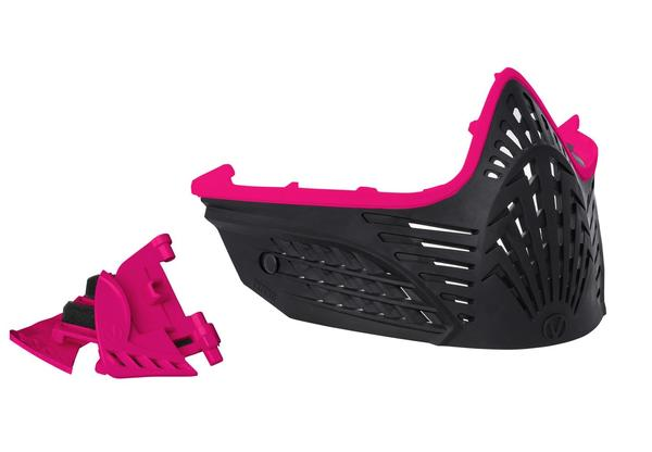 VIO Extend Facemask - Pink/Black
