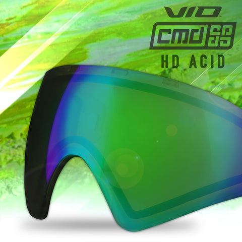 Bunkerkings CMD/VIO Lens - HD Acid