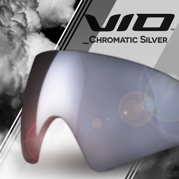 Virtue VIO Lens - Chromatic Silver