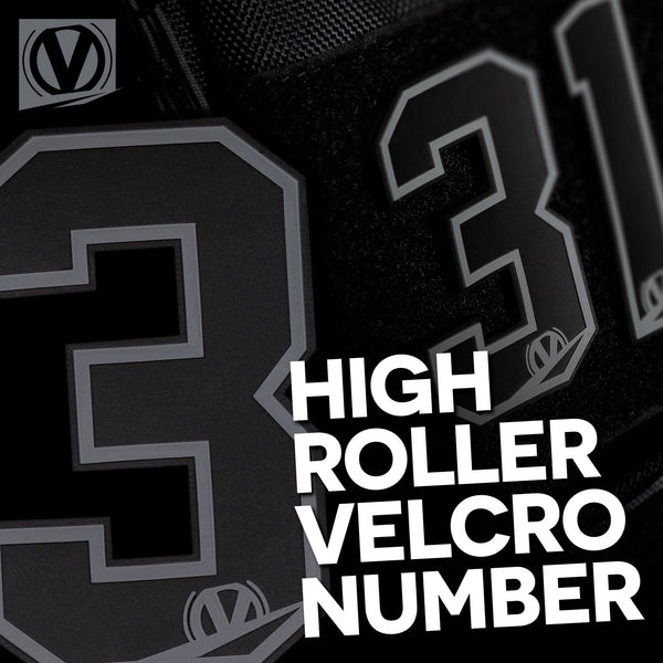 Velcro Rubber Patch - 3