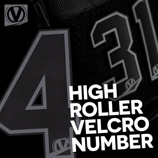 Velcro Rubber Patch - 4